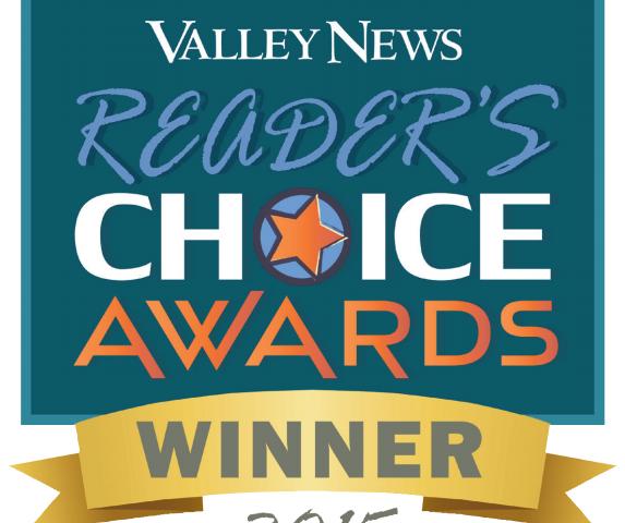 Readers Choice Winner 2015