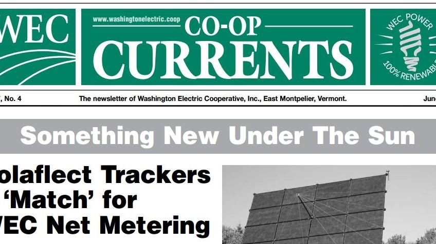 WEC newsletter