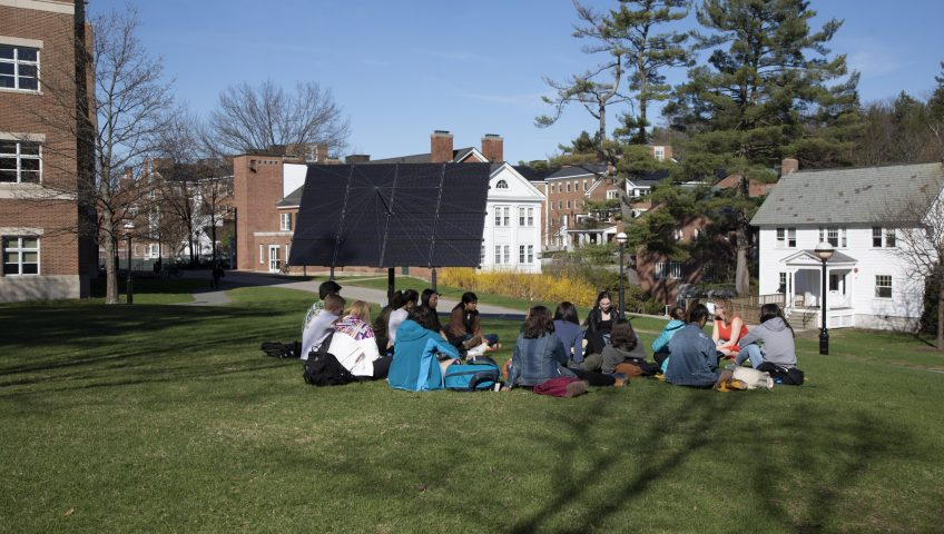 solar tracker, hanover NH
