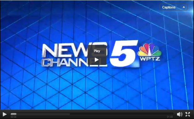 Solaflect on WPTZ NewsChannel 5 - Solaflect Energy: Tracker