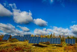 Solar Park, Lunenburg, VT