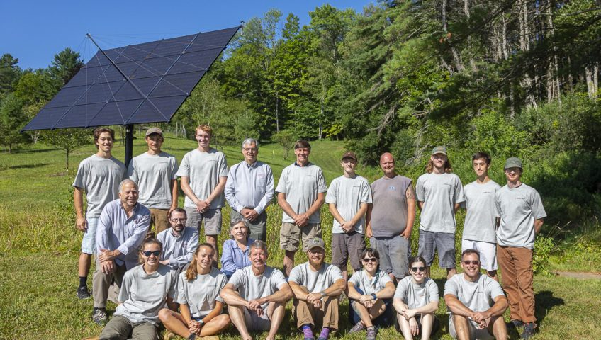 Solaflect Team in Norwich, VT
